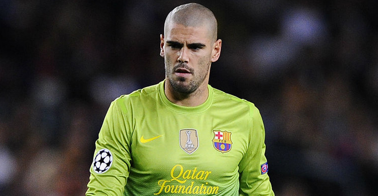 V­ctor Valdés interesa a Arsenal y Manchester City Madrid Barcelona