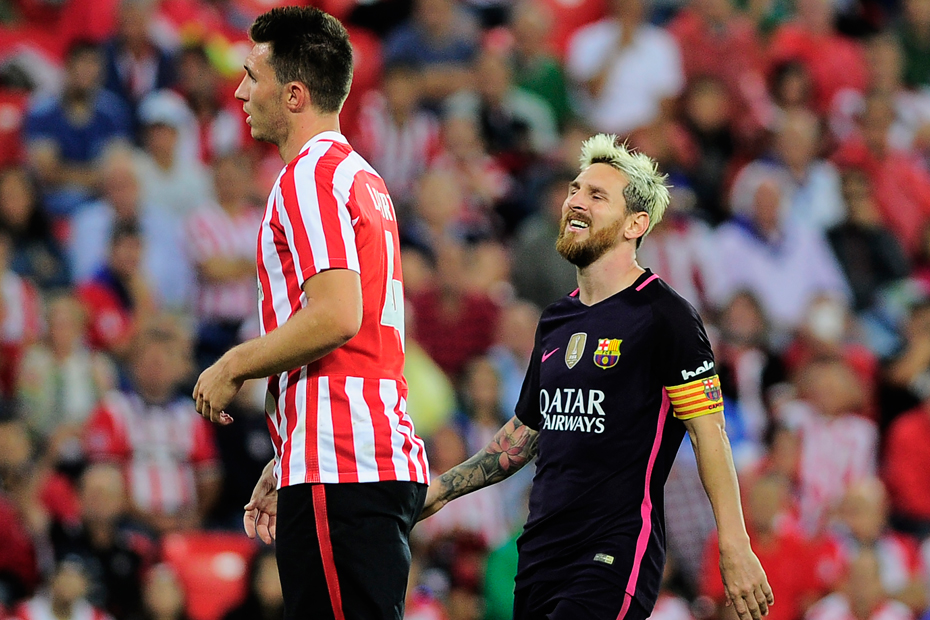 lionel messi, laliga, jornada 2, barça, athletic club