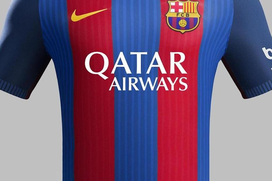 Qatar airways patrocinar al real madrid por 100 millones for Oficina qatar airways madrid