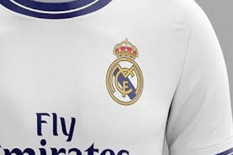 La nueva camiseta del Real Madrid con diseño Under Armour
